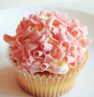 Launch of New Website for Bakers – Chocolate Curls & Cupcakes