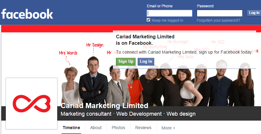 We've launched our new Facebook Page, have you?