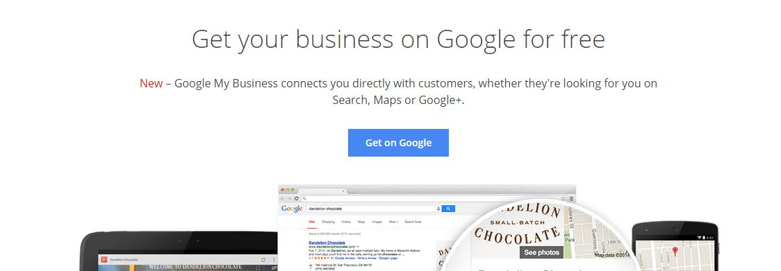 Second tip on maximizing for local SEO