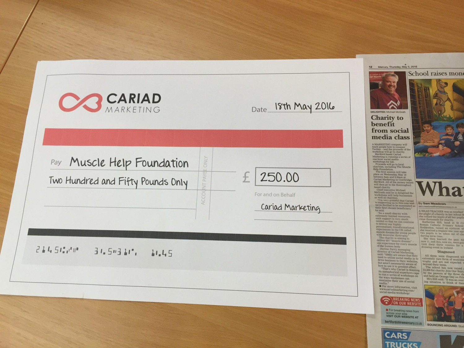 Muscle-Help-Foundation-Cheque