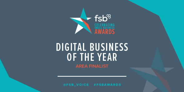 FSB Digital Business of the Year finalist