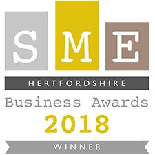 SME Hertfordshire Business Awards 2018 Winner – Apprentice of the Year