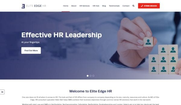 Elite Edge HR