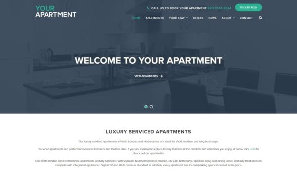 Your Apartment