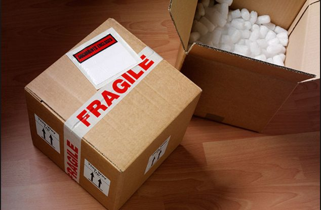 Fragile Deliveries