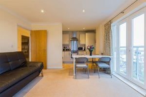 The Abode Bed service apartments in Hemel Hempstead