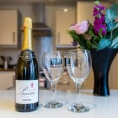 Prosecco in Hemel Hempstead Service Apartment
