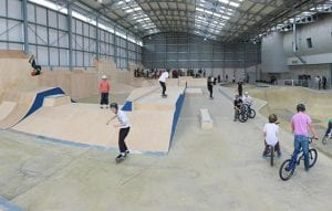 Skating and Cycling facilities in Hemel Hempstead