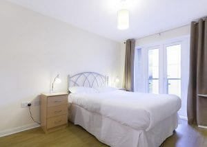2 Bedroom Serviced Apartment Hemel Hempstead Bedroom