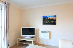 Lounge/ Diner of luxury 2 bed apartment to rent in Hemel Hempstead