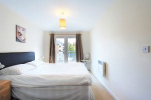 Master bedroom of 2 bed apartment to rent in Hemel Hempstead