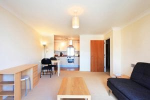 Lounge/ Diner of 1 Bed Serviced Apartment to Rent in Hemel Hempstead