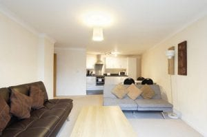 Serviced apartments are good for business