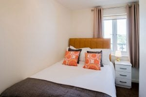 Abodebed Flat 59 Bedroom 1A