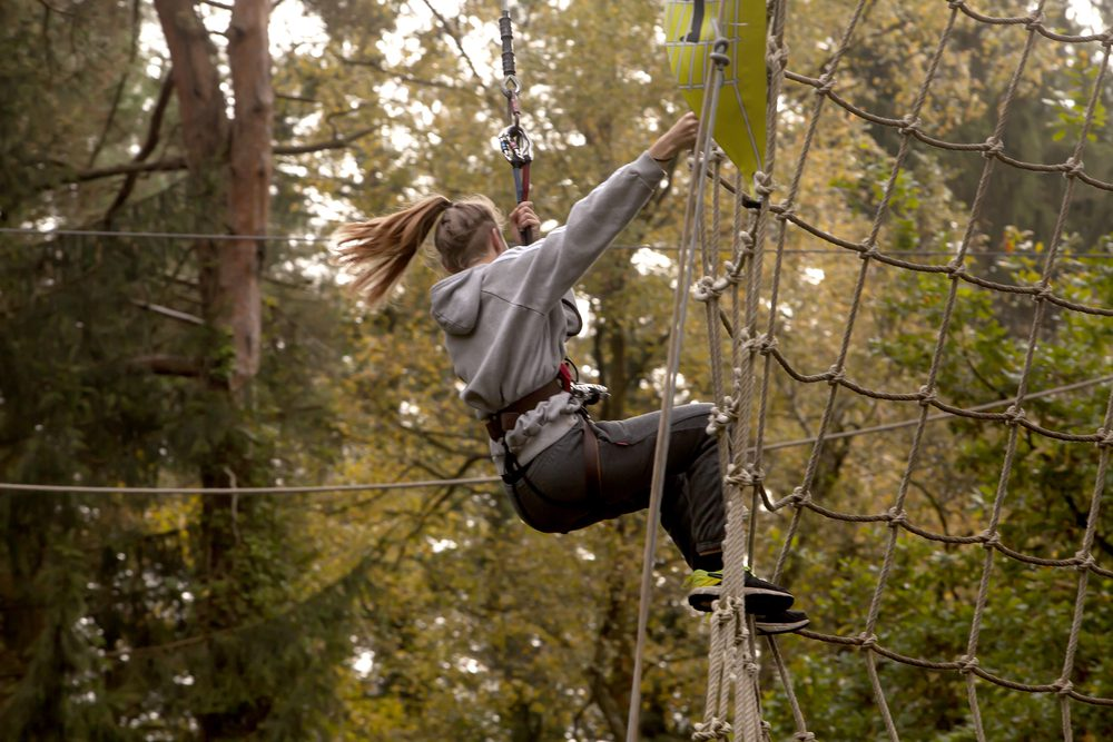 Go Ape - Hertfordshire travel tips