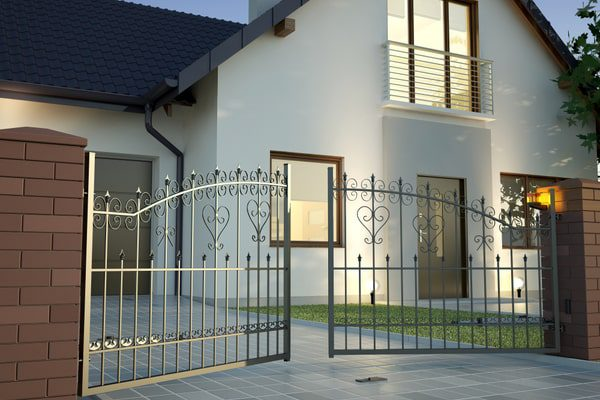 Automated Electric, front gate for your home