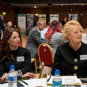 Sales and marketing at Ambition 2017 Conference