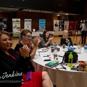Networking at Ambition 2017 Sales and Marketing