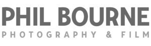 Phil Bourne Photography Logo