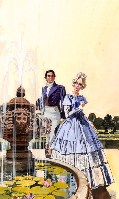 A Portrait of Love by Barbara Cartland