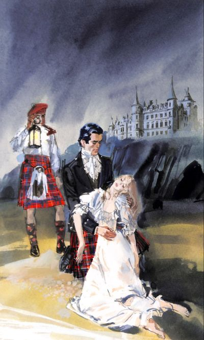 The Call Of The Highlands by Barbara Cartland