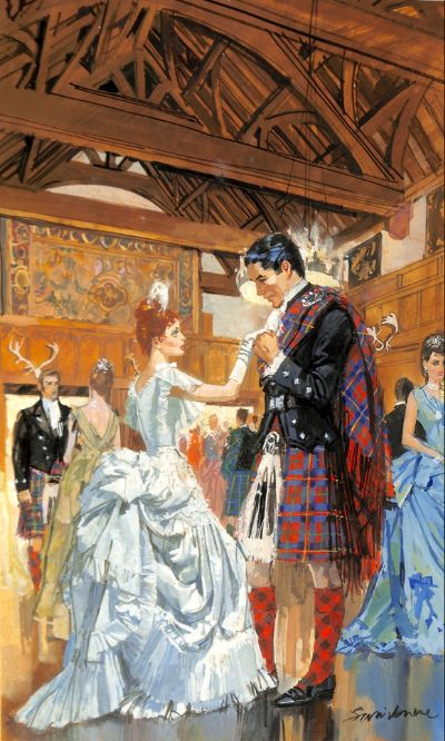 A Chieftain finds Love by Barbara Cartland
