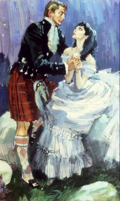 Love in the Highlands by Barbara Cartland