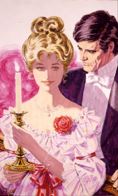 A Lucky Star by Barbara Cartland
