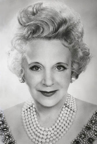 Barbara Cartland Biography 40 - 70 Years of Age
