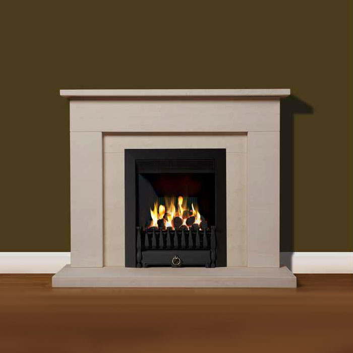 dorset 40 with fire fireplace