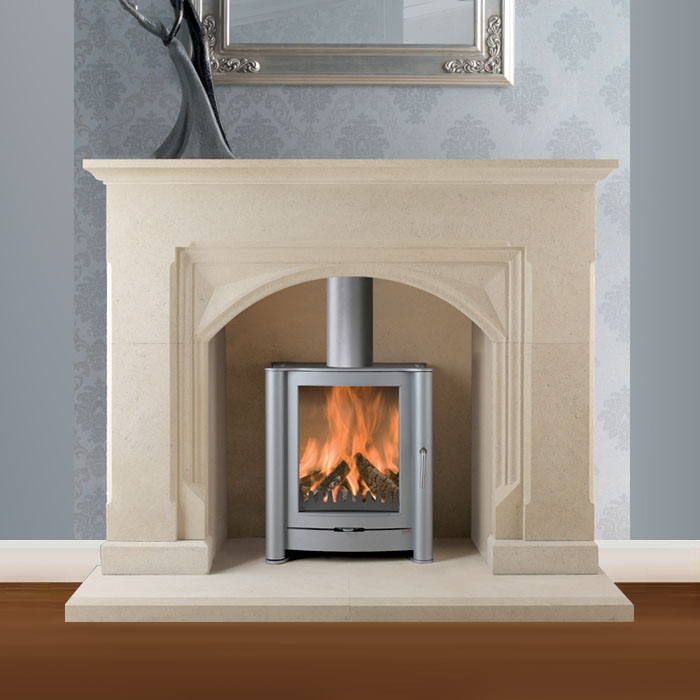 Winchester fireplace