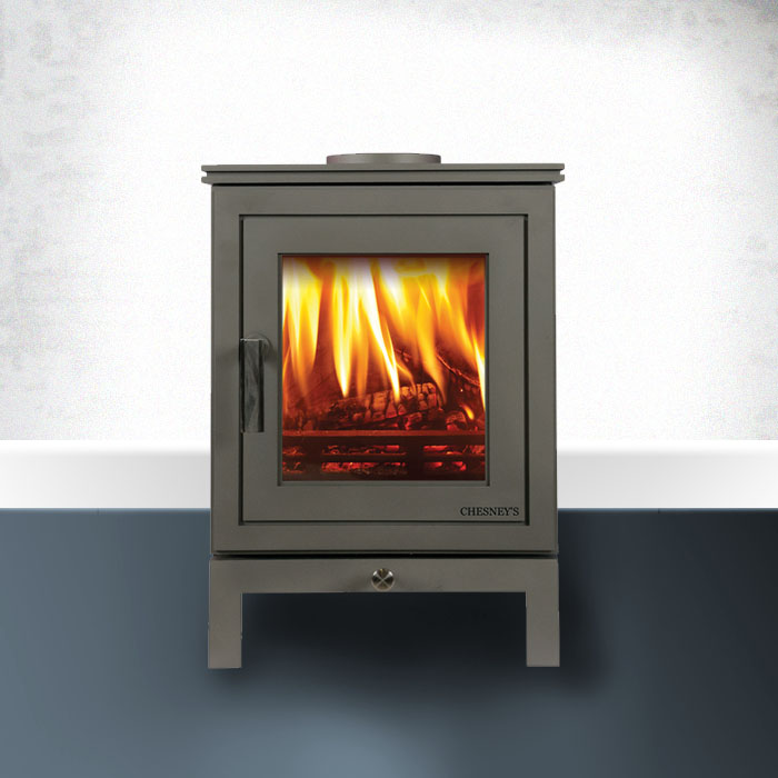 Chesneys Shoreditch 4 wood burning stove