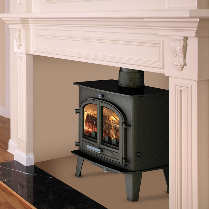 Cleanburn Norreskoven MK2 Traditional smoke control stove