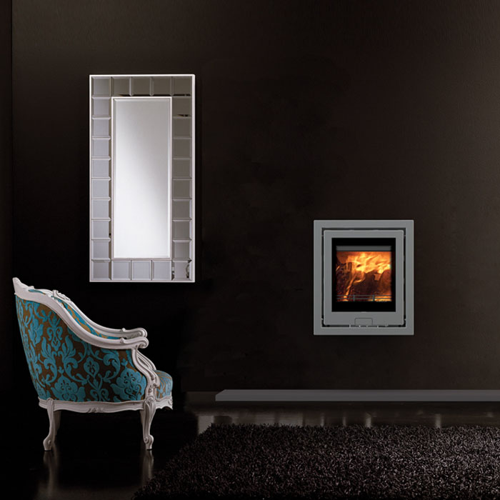 Di Lusso R5 4 Sided inset stove