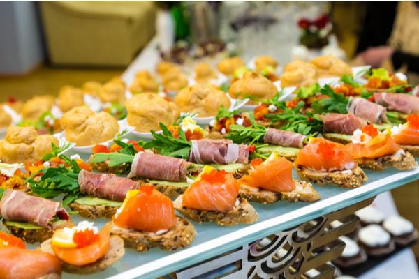 Buffet Catering Services