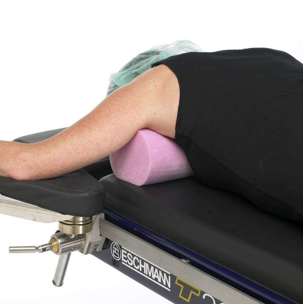 FP-CHESTCE -Chest Roll Foam Positioner
