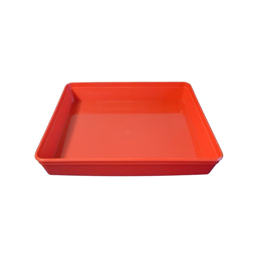 Henley Instrument Tray Red
