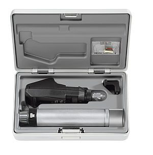 BETA200 Retinoscope Sets with BETA4 USB Rechargeable Handle (BETA200 Streak Retinoscope in XHL,1 spare bulb and a hard case) 3.5V XHL C-034.28.387