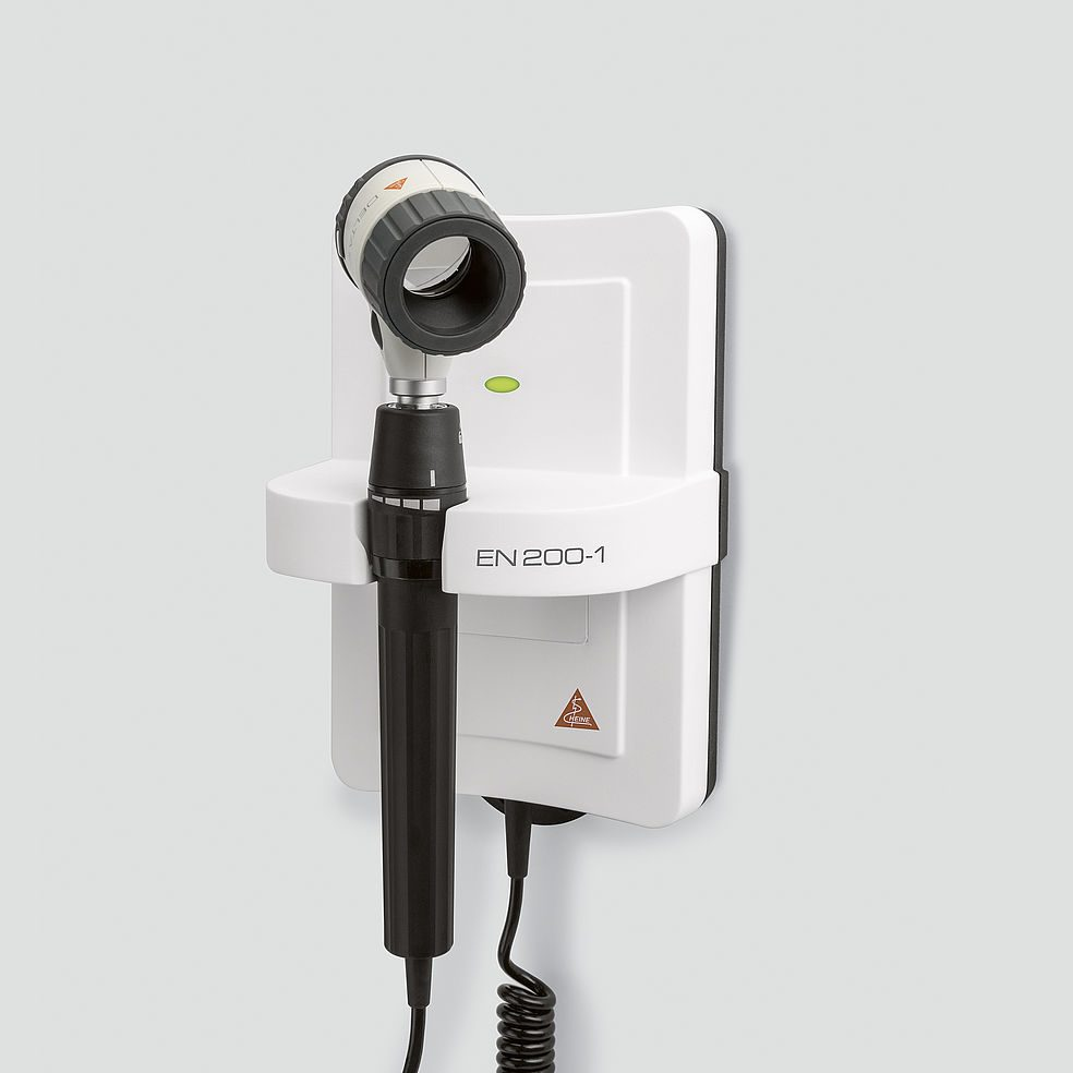 HEINE EN200-1 Wall With Delta 20 T Dermatoscope