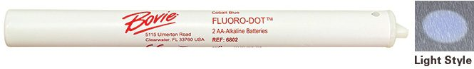 A6802 FluoroDot Ophthalmic Light