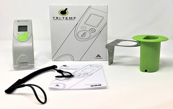TRITEMP™ Non-Contact Thermometer and Accessories