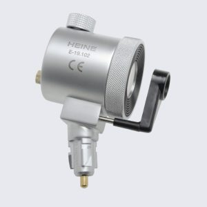 E-002.19.101 HEINE Anoscope / Proctoscope Illumination Head With Swivel Lens and Viewing Window