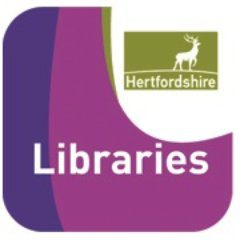 hertfordshire libraries logo