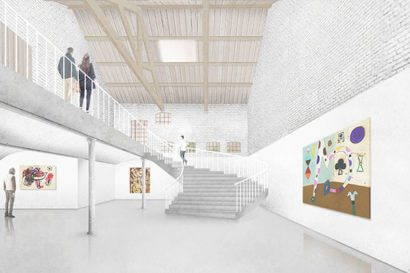 Plan for the Hertford Arts Hub