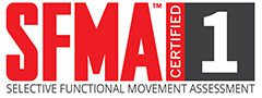 Selective Functional Movement Assessment Certification Logo