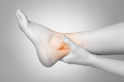 Ankle pain Osteopath Hertfordshire