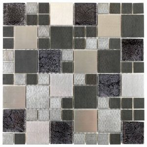 HT Mosaics 30031 Various  Glass Tile