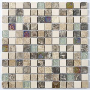 HT Mosaics 30063 Various  Glass Tile