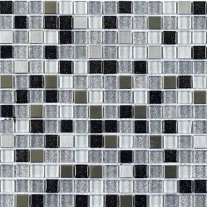 HT Mosaics 30074 Various  Glass Tile