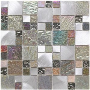 HT Mosaics 30142 Various  Glass Tile